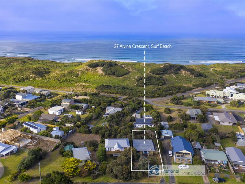 27   Alvina Cresent , Surf Beach