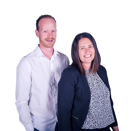 Fraser Luscombe & Vicky Muir