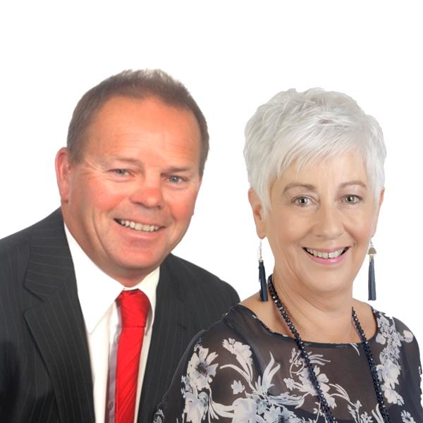 Joe and Sue Mullins