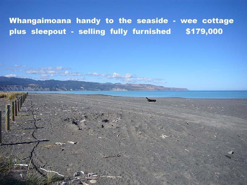 83 Whangaimoana Beach Road, Cape Palliser