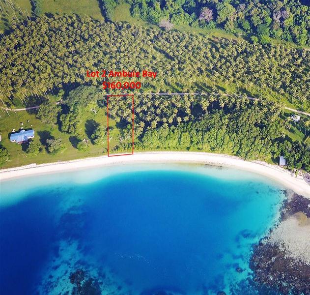 Bay Area Real Estate And Rentals: Lot 2 Ambuei Bay, Aore Island, Espiritu Santo, Vanuatu