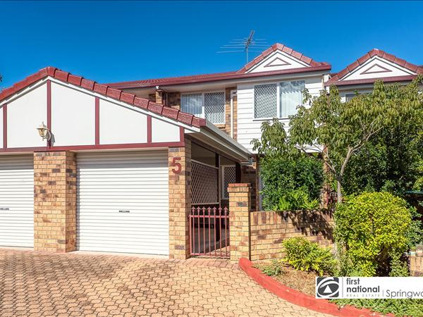 5/68 Springwood Road, Rochedale South