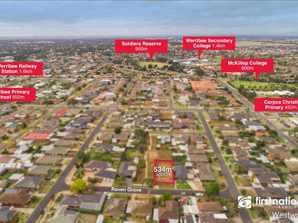 Lot 1/7 Raven Grove, Werribee