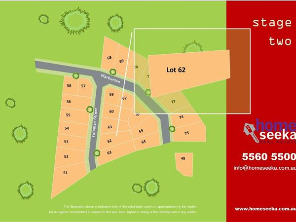 Lot 62 Oakwood Riverside/8 Toleman  Street, Warrnambool VIC